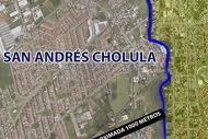 Límites Puebla-San Andrés Cholula