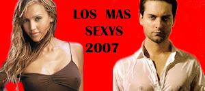 LOS MAS SEXYS 2007