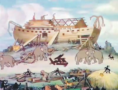 RTM mohon maaf kerana siarkan kartun menggambarkan Nabi Nuh