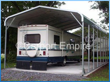 Carport Empire Rv Carports A Smart Investment For Your Rvs