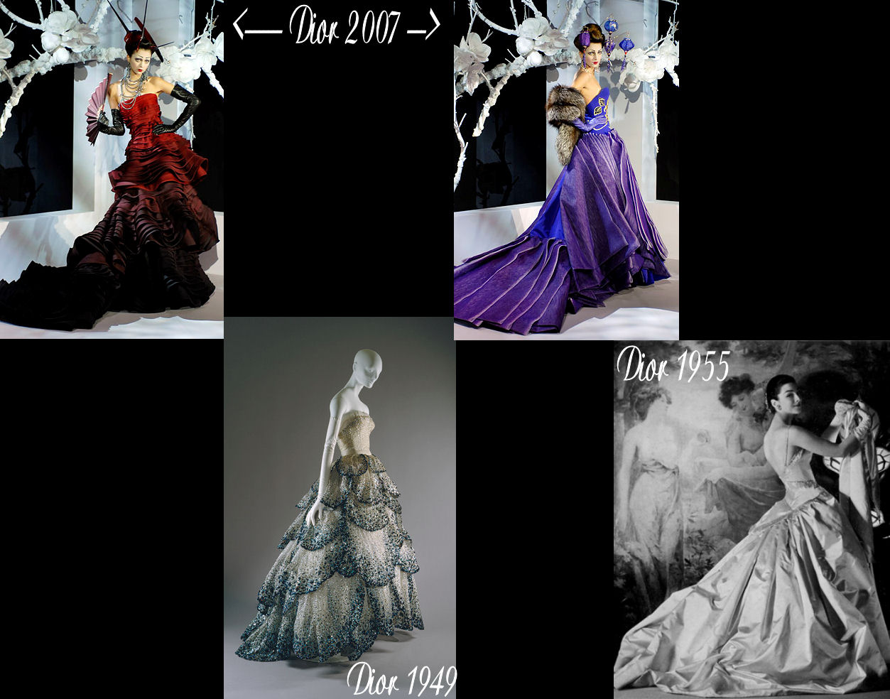 Evolution revolution haute couture the real deal for Couture meaning