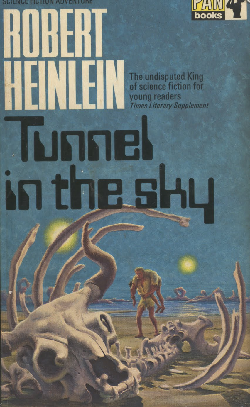 an analysis of the book farmer in the sky robert a heinlein Robert a heinlein short fiction analysis  farmer in the sky robert a heinlein for us, the living  enotescom will help you with any book or any question our summaries and analyses are.