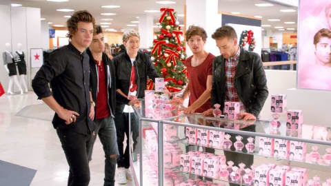 "The result was Our Moment, released in Its name was inspired by One Direction's song ""Moments,"" and its composition was a light fruity floral blend. Our Moment was followed by That Moment, packaged in a similar pink bottle with a crown-shaped cap, and You & I, named for another song recorded by the group."