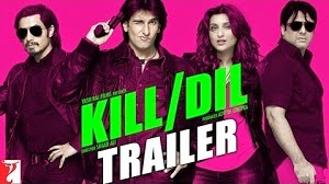 Kill Dil Hindi Movie Official HD Trailer