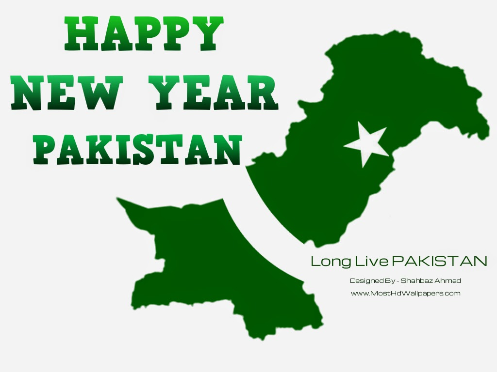 Happy New Year 2015 For Pakistan