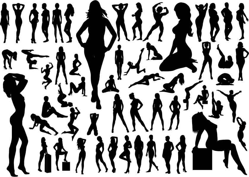 Рисуноки голых женшиг 23 фотография