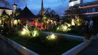 Jardines de Roof Gardens Kensington