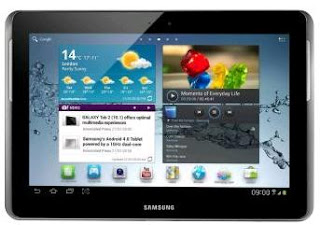 Samsung Galaxy Tab 2 10.1 User Manual Guide