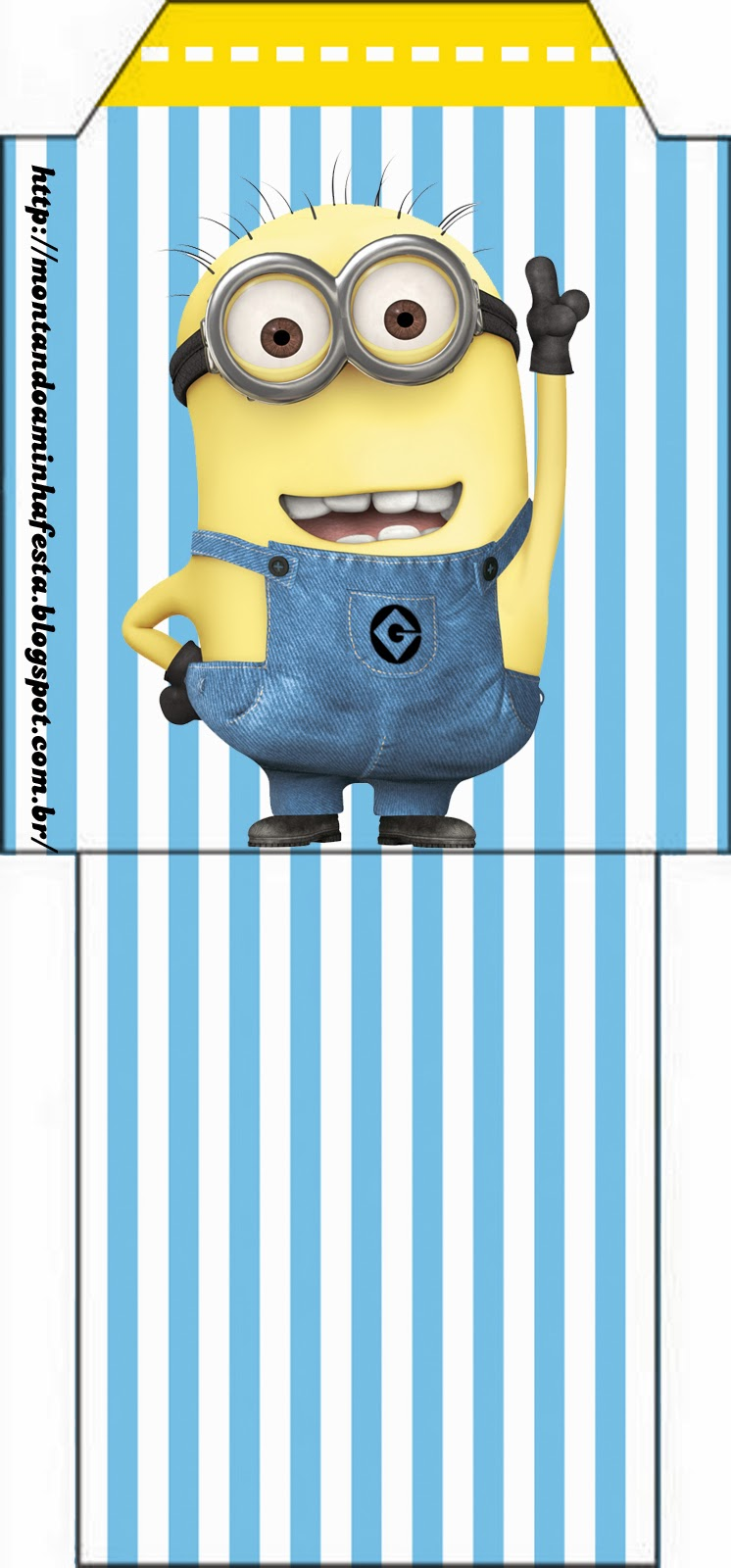 Despicable Me: Invitations and Party Free Printables. | Is it for PARTIES? Is it FREE? Is it ...