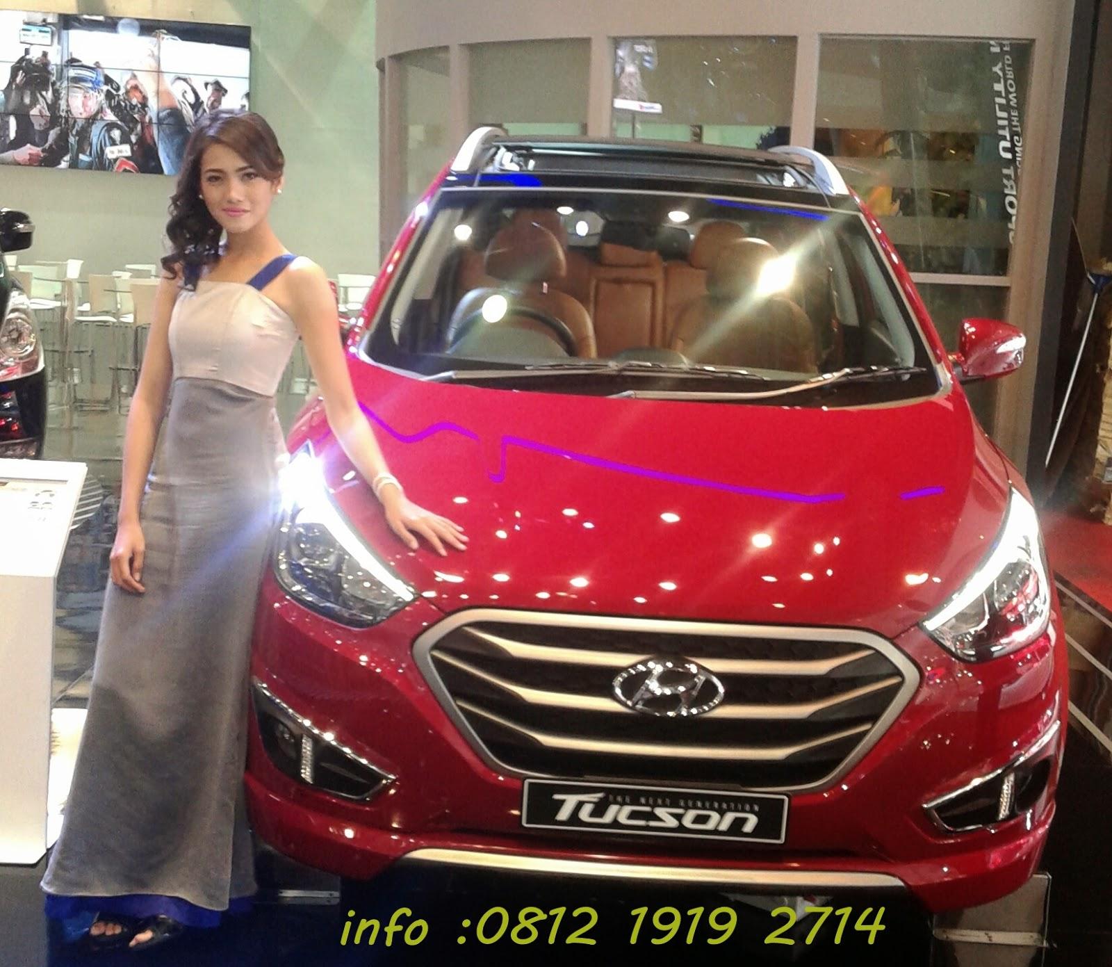 HYUNDAI TUCSON TERBARU 2014 ~ SUV GARANG NAN MEMPESONA