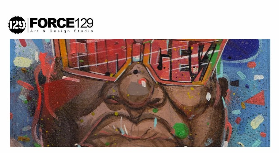 FORCE 129 Art & Design Studio