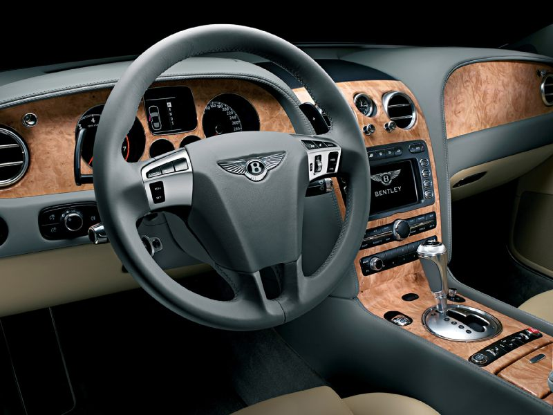 Interior Bentley Continental Gt The Car Club