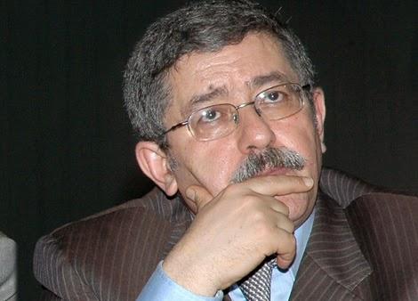 أحمد أويحيى السيرة الذاتية ahmed ouyahia