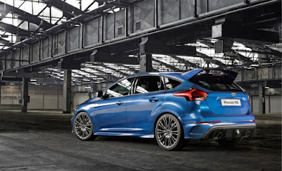 2016 Ford Focus RS USA Release Date