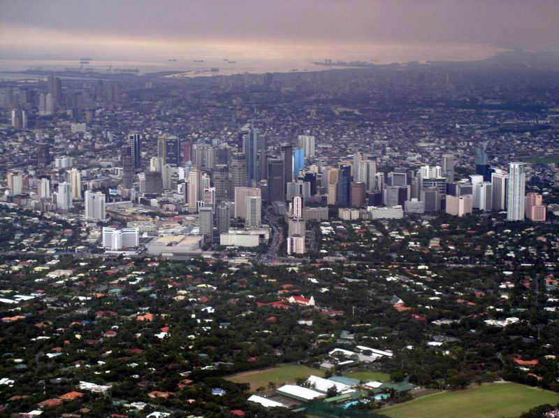 Philippines it is one of the sixteen cities comprising metro manila