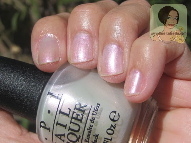 OPI International Crime Caper