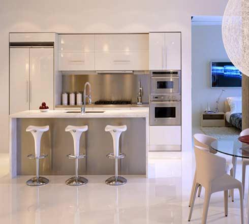 Desain Dapur Kecil Terbaru 2013