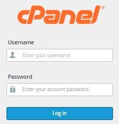 login ke cpanel mengatasi tidak bisa login WP-Admin