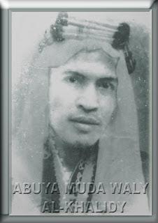 Gambar Abuya muda wali