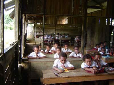 Masalah Pendidikan di Wilayah Indonesia Timur
