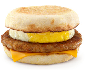 (Kupon) Diskaun McDonalds Sausage McMuffin With Egg | 18-24 Jun