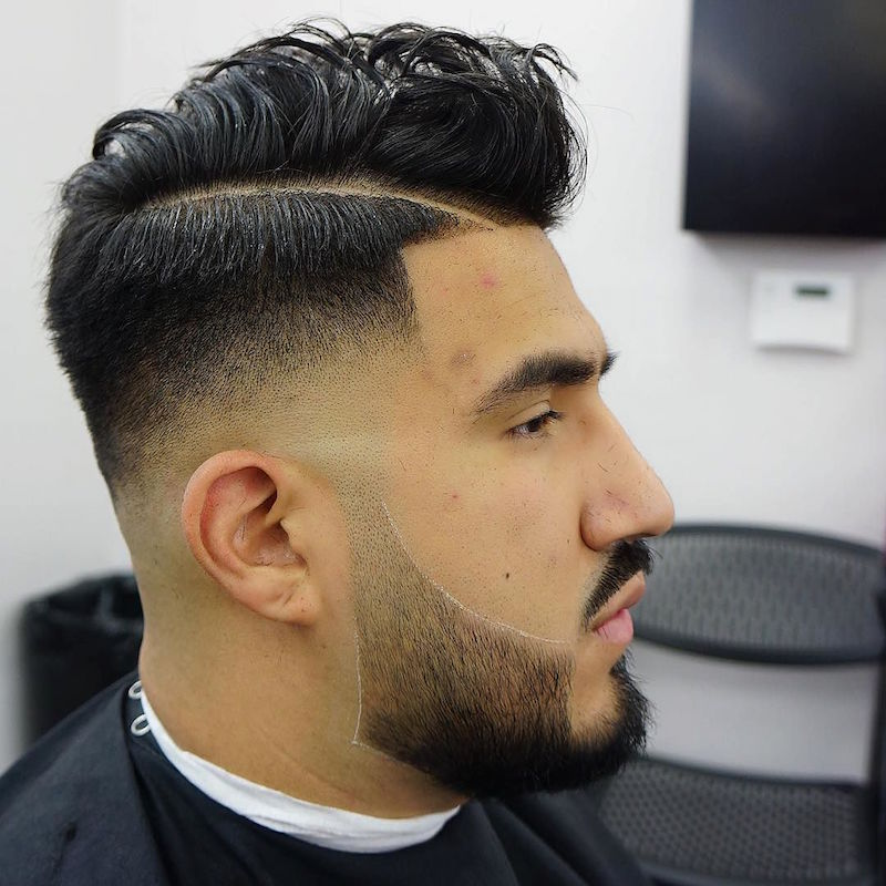 Latest Hairstyles 2016 For Men