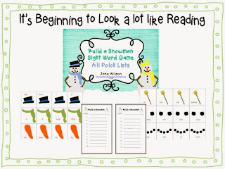 http://www.teacherspayteachers.com/Product/Build-a-Snowman-Sight-Word-Game-All-Lists-989321