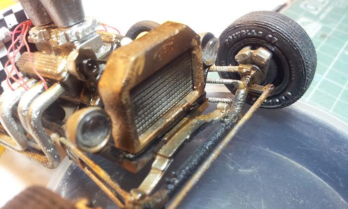 Ford T-Bucket 1925 Rat Rod 20150711_024037