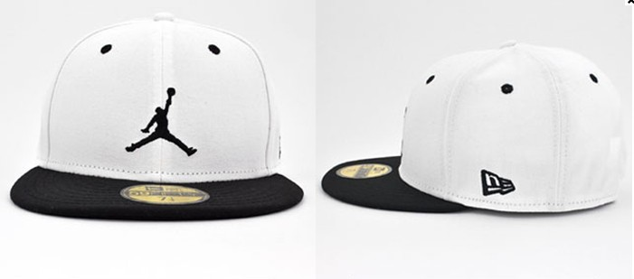 New Era Matched Air Jordan Series With 5950 Fitted Hat  bf7c071a237