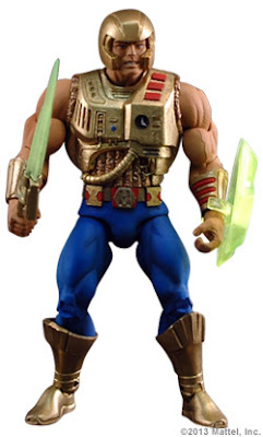 Mattle Matty Collector Master of the Universe MOTU Classics New Adeventures He-Man figure