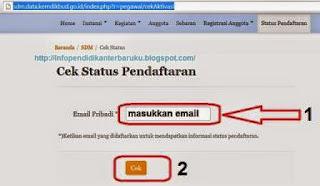 Mengatasi Masalah Gagal Registrasi ke SDM-PDSP