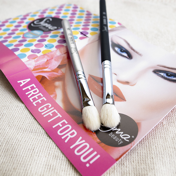 Sigma Brushes Gift