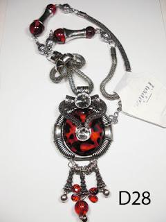 kalung aksesoris wanita d28