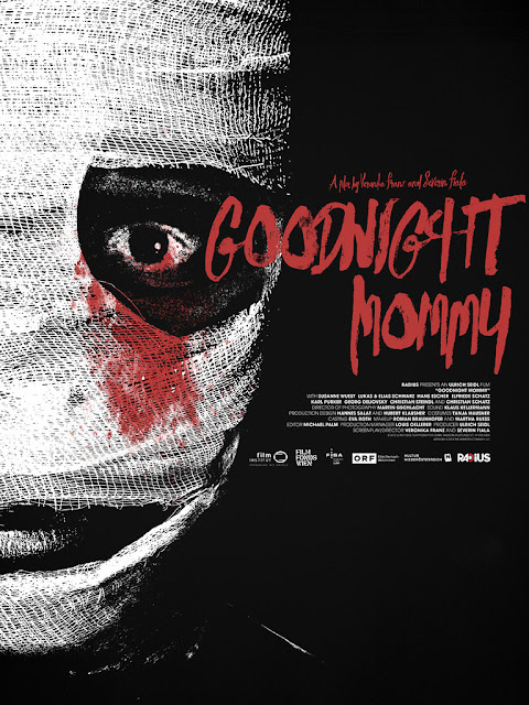 goodnight mommy mondo poster