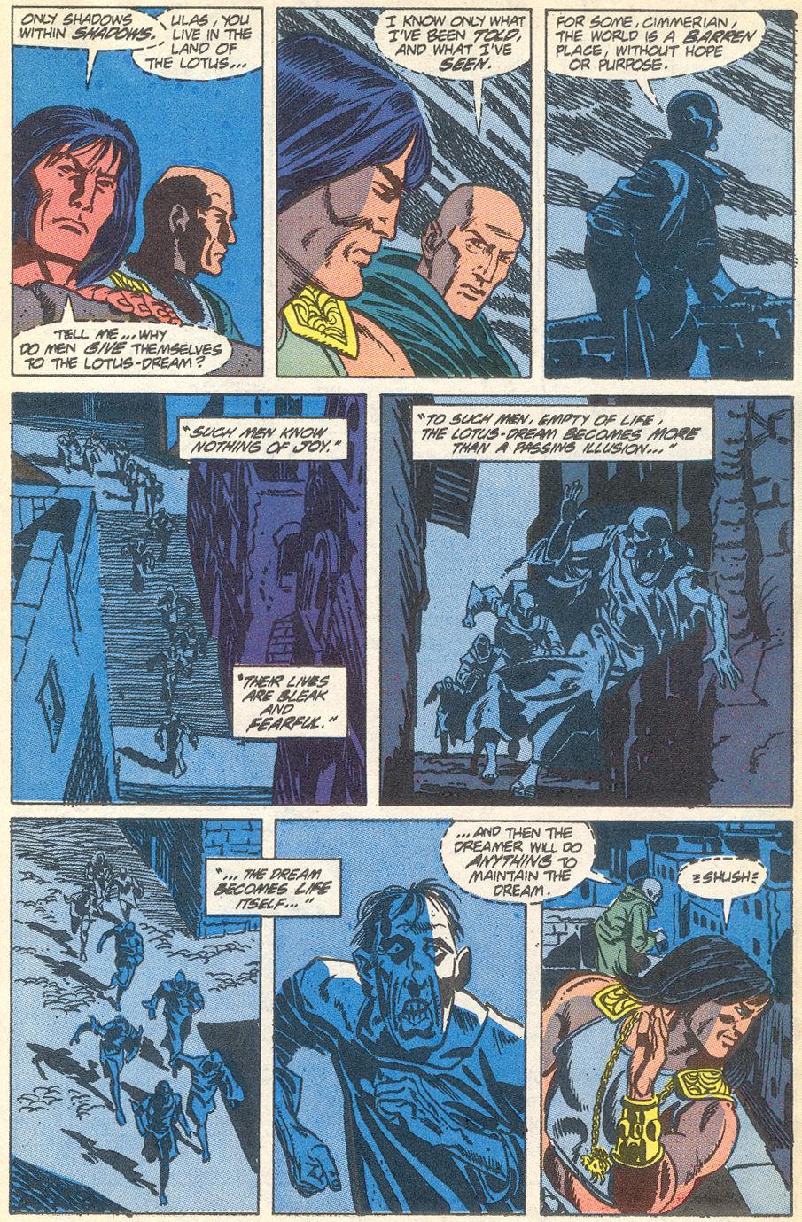 Conan the Barbarian (1970) Issue #231 #243 - English 9