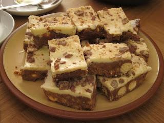 Munchies - Leonie's Malteaser cookies