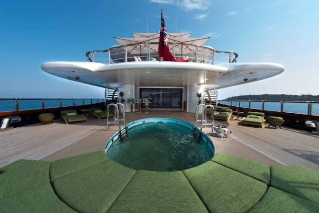 Luxury Yacht Nirvana