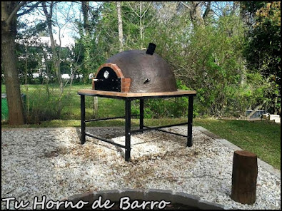 4 HORNO FAMILIAR CON BASE de HIERRO