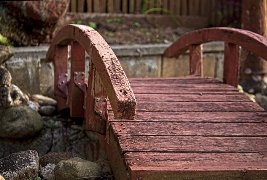 Bridges: Old Wooden Bridges