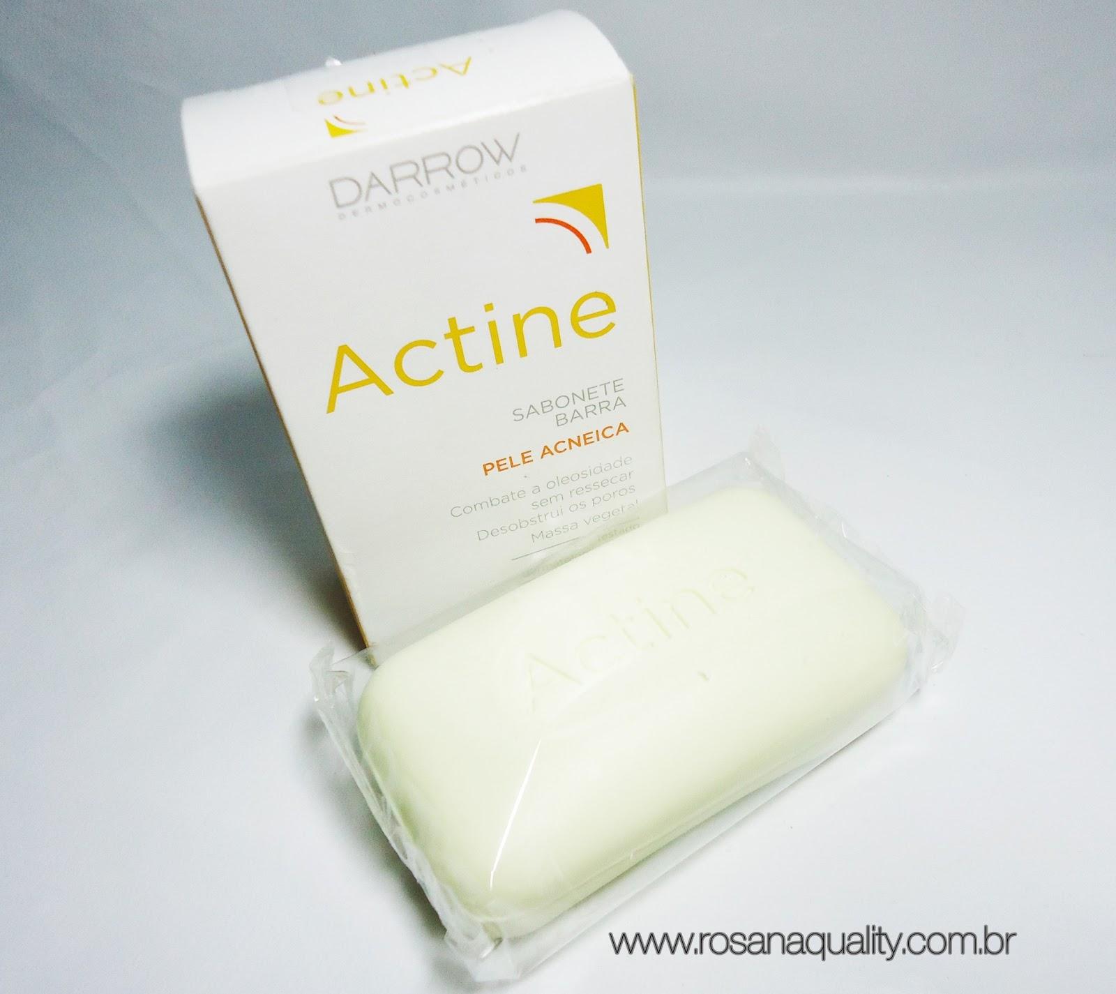 Sabonete Actine