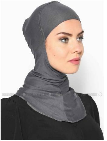 Bonnet cagoule hijab