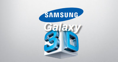 Samsung Galaxy 3D Phone