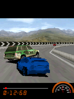 Tuning 3D Racing - screenshot thumbnail
