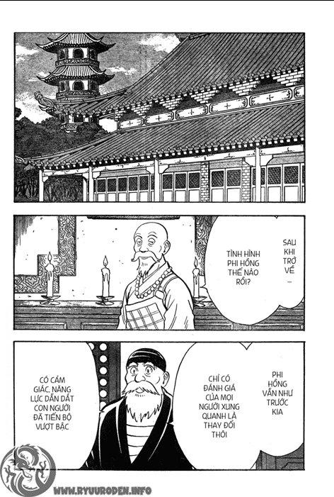 Hoàng Phi Hồng Phần 4 chap 39 Trang 28