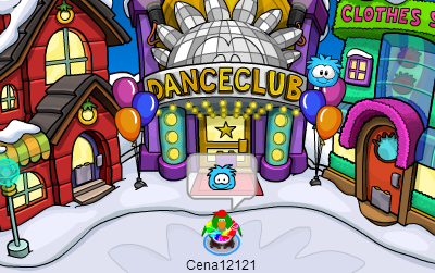 Club Penguin Puffle Party 2013