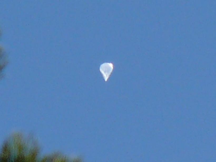BUFOG IFOs: Weather Balloons