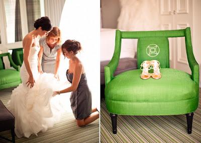 3 Coque lindo para a noiva