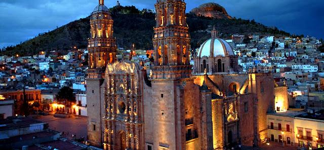 lugares qué visitar en Zacatecas