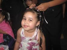 Minha princesinha agora está com 04 aninhos.