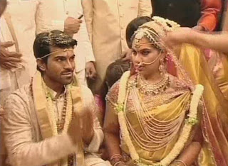 Ram Charan Wedding Gallery